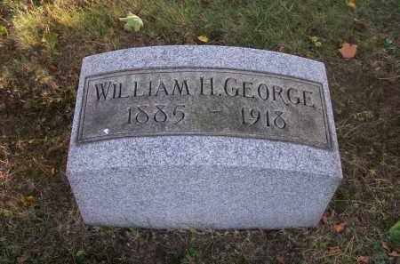GEORGE, WILLIAM H. - Columbiana County, Ohio | WILLIAM H. GEORGE - Ohio Gravestone Photos