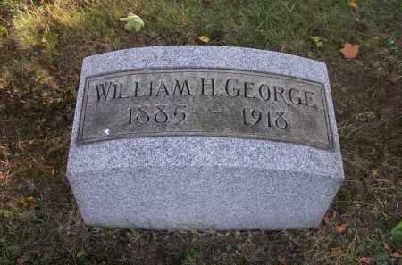 GEORGE, WILLIAM H. - Columbiana County, Ohio | WILLIAM H. GEORGE - Ohio Gravestone Photos