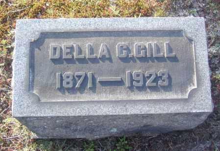 GILL, DELLA C. - Columbiana County, Ohio | DELLA C. GILL - Ohio Gravestone Photos