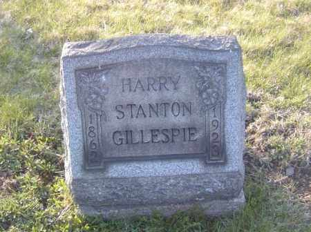GILLESPIE, HARRY STANTON - Columbiana County, Ohio | HARRY STANTON GILLESPIE - Ohio Gravestone Photos