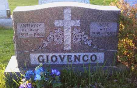 GIOVENCO, ANTHONY - Columbiana County, Ohio | ANTHONY GIOVENCO - Ohio Gravestone Photos