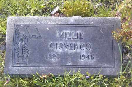 GIOVENCO, MILLIE - Columbiana County, Ohio   MILLIE GIOVENCO - Ohio Gravestone Photos