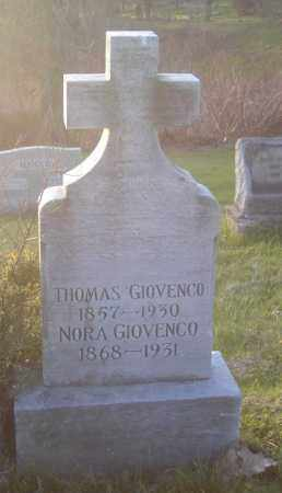 GIOVENCO, NORA - Columbiana County, Ohio | NORA GIOVENCO - Ohio Gravestone Photos