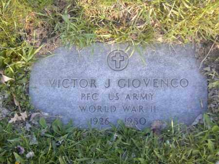 GIOVENCO, VICTOR J. - Columbiana County, Ohio | VICTOR J. GIOVENCO - Ohio Gravestone Photos