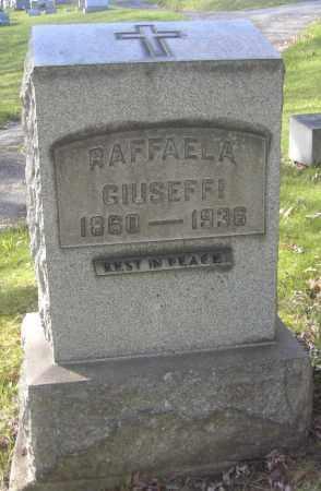 GIUSEFFI, RAFFAELA - Columbiana County, Ohio | RAFFAELA GIUSEFFI - Ohio Gravestone Photos
