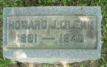 GLENN, HOWARD J. - Columbiana County, Ohio | HOWARD J. GLENN - Ohio Gravestone Photos