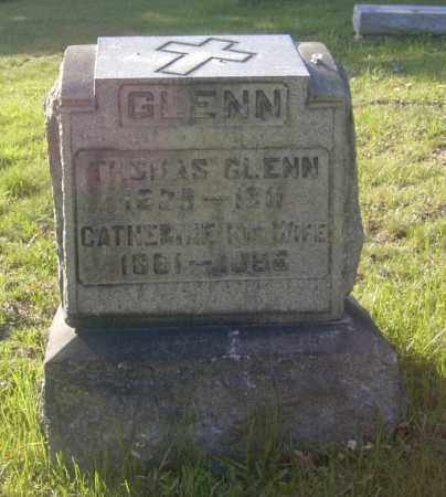 GLENN, CATHERINE - Columbiana County, Ohio | CATHERINE GLENN - Ohio Gravestone Photos