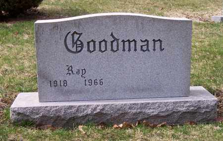 GOODMAN, RAY - Columbiana County, Ohio | RAY GOODMAN - Ohio Gravestone Photos