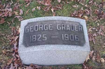 GRADER, GEORGE - Columbiana County, Ohio | GEORGE GRADER - Ohio Gravestone Photos