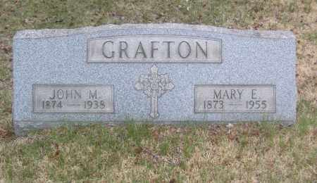 GRAFTON, MARY E. - Columbiana County, Ohio | MARY E. GRAFTON - Ohio Gravestone Photos