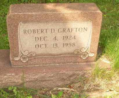 GRAFTON, ROBERT - Columbiana County, Ohio | ROBERT GRAFTON - Ohio Gravestone Photos