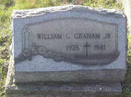 GRAHAM, WILLIAM G. JR. - Columbiana County, Ohio | WILLIAM G. JR. GRAHAM - Ohio Gravestone Photos