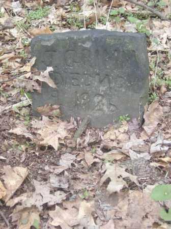 GRIMM, J. - Columbiana County, Ohio | J. GRIMM - Ohio Gravestone Photos