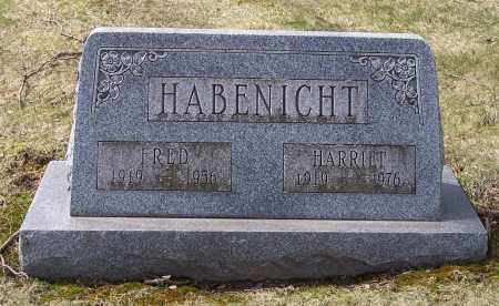 HABENICHT, HARRIET - Columbiana County, Ohio | HARRIET HABENICHT - Ohio Gravestone Photos
