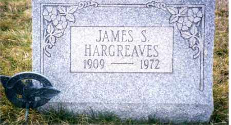 HARGREAVES, JAMES S. [SAMUEL] - Columbiana County, Ohio | JAMES S. [SAMUEL] HARGREAVES - Ohio Gravestone Photos