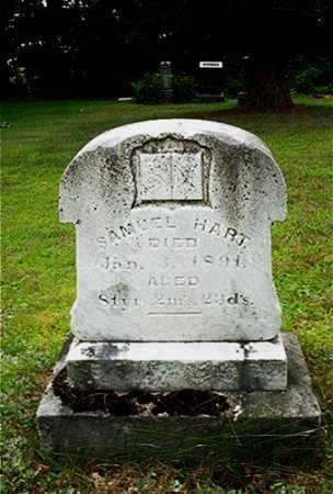 HART, SAMUEL - Columbiana County, Ohio | SAMUEL HART - Ohio Gravestone Photos