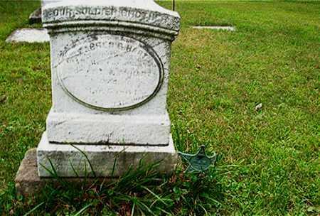 HART, WARREN B. - Columbiana County, Ohio | WARREN B. HART - Ohio Gravestone Photos