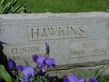 SMITH HAWKINS, NORA - Columbiana County, Ohio | NORA SMITH HAWKINS - Ohio Gravestone Photos
