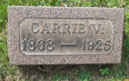 HAYES, CAVVIE V - Columbiana County, Ohio | CAVVIE V HAYES - Ohio Gravestone Photos