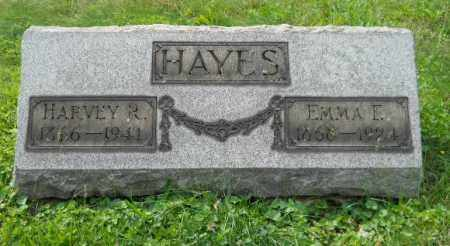 HAYES, HARVEY R - Columbiana County, Ohio | HARVEY R HAYES - Ohio Gravestone Photos