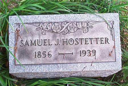 HOSETTER, SAMUEL J. - Columbiana County, Ohio | SAMUEL J. HOSETTER - Ohio Gravestone Photos