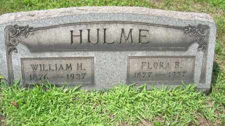 HULME, WILLIAM H - Columbiana County, Ohio | WILLIAM H HULME - Ohio Gravestone Photos