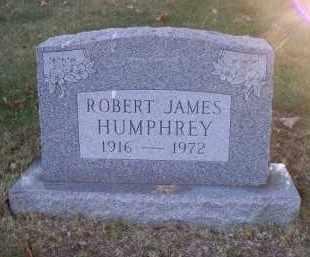 HUMPHREY, ROBERT JAMES - Columbiana County, Ohio | ROBERT JAMES HUMPHREY - Ohio Gravestone Photos