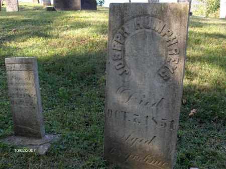 HUMPHREYS, JOSEPH - Columbiana County, Ohio | JOSEPH HUMPHREYS - Ohio Gravestone Photos