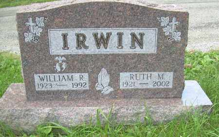 IRWIN, RUTH M - Columbiana County, Ohio | RUTH M IRWIN - Ohio Gravestone Photos