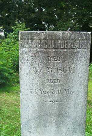 ISAAC, CHAMBERLAIN - Columbiana County, Ohio | CHAMBERLAIN ISAAC - Ohio Gravestone Photos