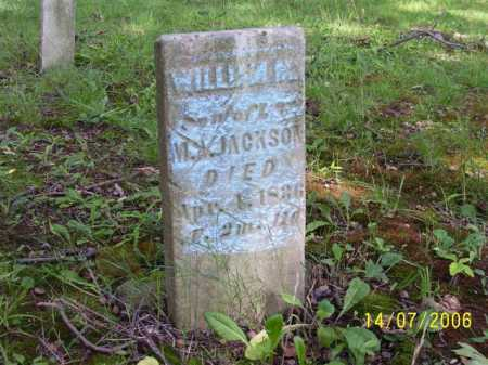 JACKSON, WILLIAM - Columbiana County, Ohio | WILLIAM JACKSON - Ohio Gravestone Photos