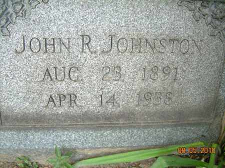 JOHNSTON, JOHN R - Columbiana County, Ohio | JOHN R JOHNSTON - Ohio Gravestone Photos