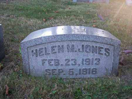 JONES, HELEN M. - Columbiana County, Ohio | HELEN M. JONES - Ohio Gravestone Photos