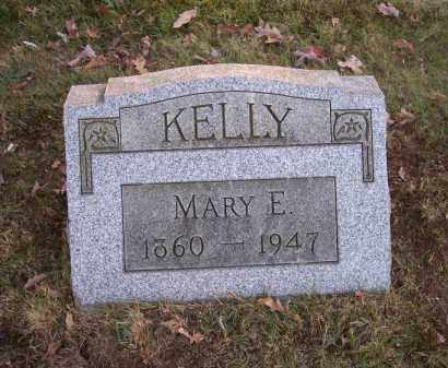 KELLY, MARY E. - Columbiana County, Ohio | MARY E. KELLY - Ohio Gravestone Photos