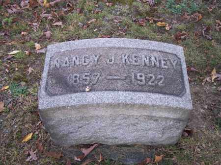 KENNEY, NANCY J. - Columbiana County, Ohio | NANCY J. KENNEY - Ohio Gravestone Photos