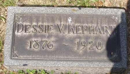 KEPHART, DESSIE VIOLA - Columbiana County, Ohio | DESSIE VIOLA KEPHART - Ohio Gravestone Photos