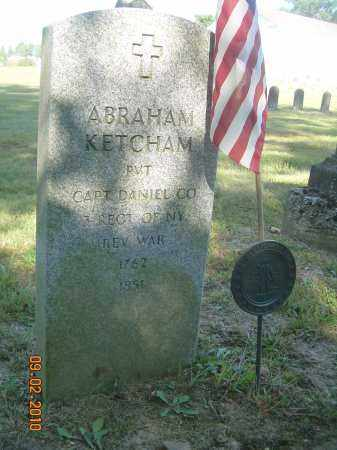 KETCHAM, ABRAHAM - Columbiana County, Ohio | ABRAHAM KETCHAM - Ohio Gravestone Photos