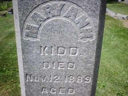 KIDD, GEORGE C. - Columbiana County, Ohio | GEORGE C. KIDD - Ohio Gravestone Photos