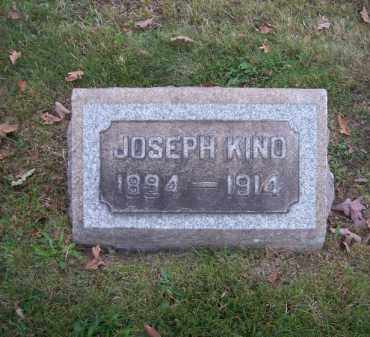 KINO, JOSEPH - Columbiana County, Ohio | JOSEPH KINO - Ohio Gravestone Photos