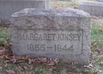 KINSEY, MARGARET - Columbiana County, Ohio | MARGARET KINSEY - Ohio Gravestone Photos