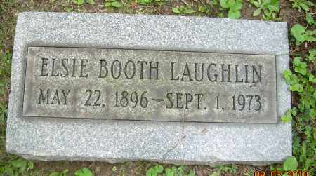LAUGHLIN, ELSIE - Columbiana County, Ohio | ELSIE LAUGHLIN - Ohio Gravestone Photos