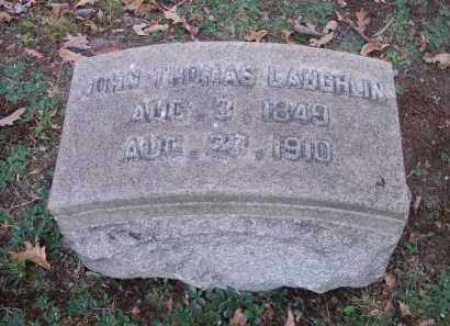 LAUGHLIN, JOHN THOMAS - Columbiana County, Ohio | JOHN THOMAS LAUGHLIN - Ohio Gravestone Photos