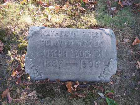 REESE LAUGHLIN, KATHERYN - Columbiana County, Ohio | KATHERYN REESE LAUGHLIN - Ohio Gravestone Photos