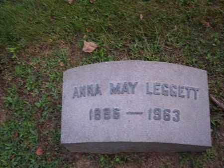LEGGETT, ANNA MAY - Columbiana County, Ohio | ANNA MAY LEGGETT - Ohio Gravestone Photos