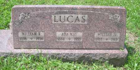 LUCAS, WILLIAM, JR - Columbiana County, Ohio | WILLIAM, JR LUCAS - Ohio Gravestone Photos