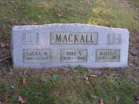 MACKALL, MABLE C. - Columbiana County, Ohio | MABLE C. MACKALL - Ohio Gravestone Photos