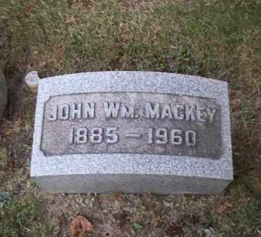 MACKEY, JOHN WM. - Columbiana County, Ohio | JOHN WM. MACKEY - Ohio Gravestone Photos