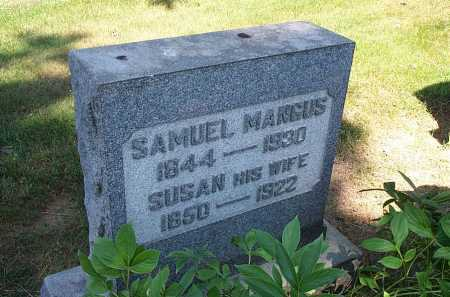 MANGUS, SAMUEL - Columbiana County, Ohio | SAMUEL MANGUS - Ohio Gravestone Photos