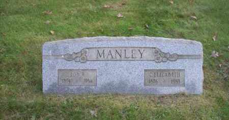 MANLEY, JOB R. - Columbiana County, Ohio | JOB R. MANLEY - Ohio Gravestone Photos