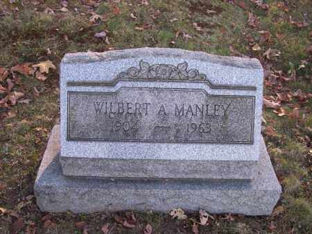MANLEY, WILBERT A. - Columbiana County, Ohio | WILBERT A. MANLEY - Ohio Gravestone Photos